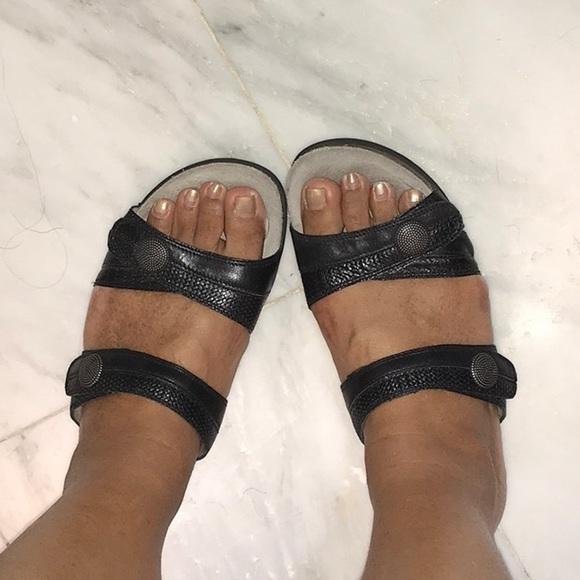 06b26303fa Abeo Shoes | The Walking Company Barbara Sandal | Poshmark